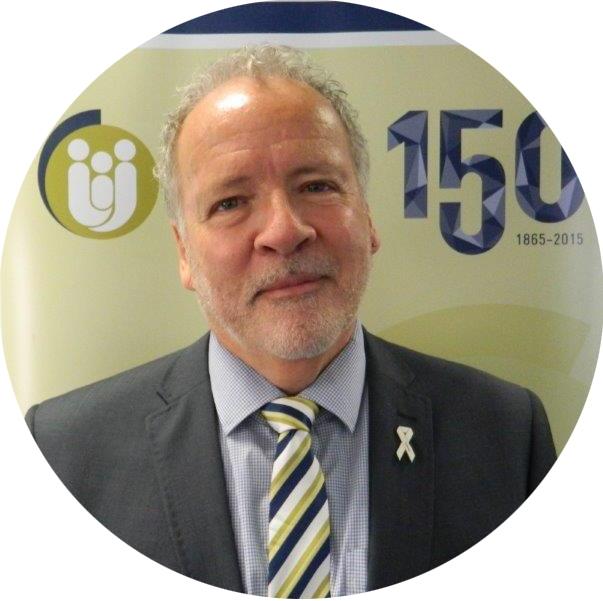 Allan Joy, Chief Executive Officer, Child and Family Services Ballarat