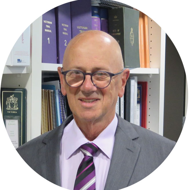 Greg Levine OAM, Reserve Magistrate